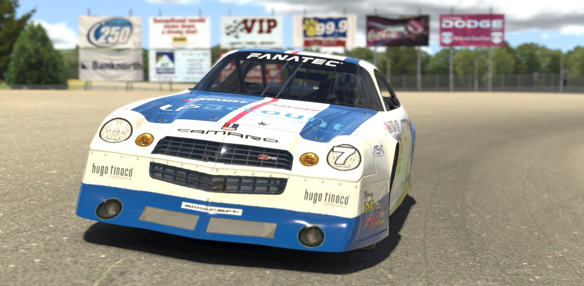 Atlantic Motorsport presents the new NASCAR Street Stock for iRacing